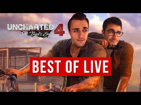 Best of LIVE UNCHARTED 4