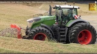 Fendt 1050 Vario /16 Trecker -Maishäckseln/Silieren-Biogasanlage - Biggest Maisernte - LU Blunk