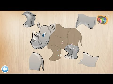 animals-puzzle-for-kids---learn-animal-names-and-sounds---gameplay-free-jigsaw-game-(#3)
