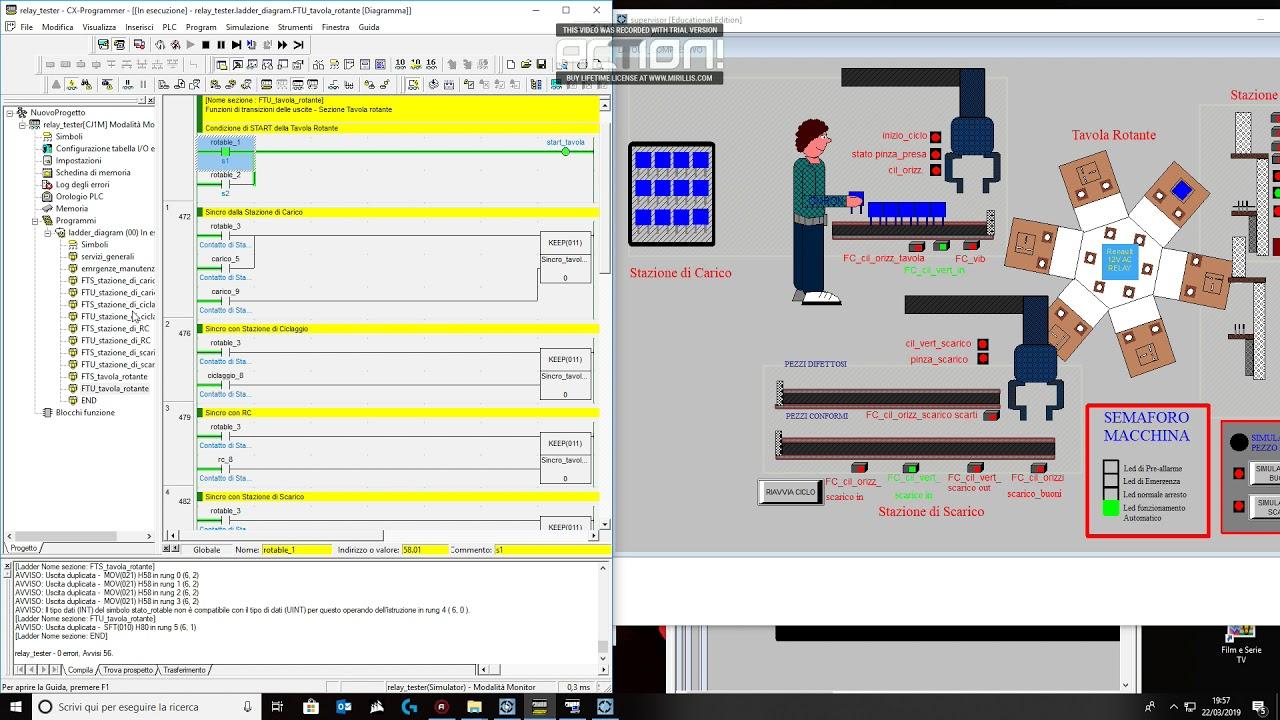 Smart Project 2019 - Macchina test offline ciclaggio e response checker