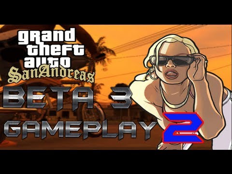 Grand Theft Auto IV San Andreas Beta ³ World Enhancement Gameplay 2
