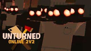 FULL MOON ZOMBIE OUTBREAK - Unturned 3.0 Online Multiplayer Gameplay – Unturned Part 2   Pungence