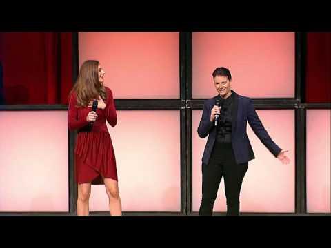 Buffer Festival 2015 Gala Feat. The Gay Women Channel (Part 4/16)