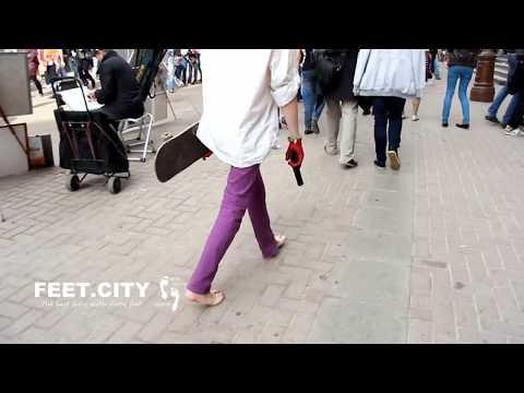 Walking Barefoot in the City Festival #3 [BY WWW.FEET.CITY]