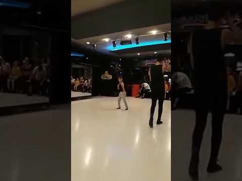Salsa dance & Ali Efe