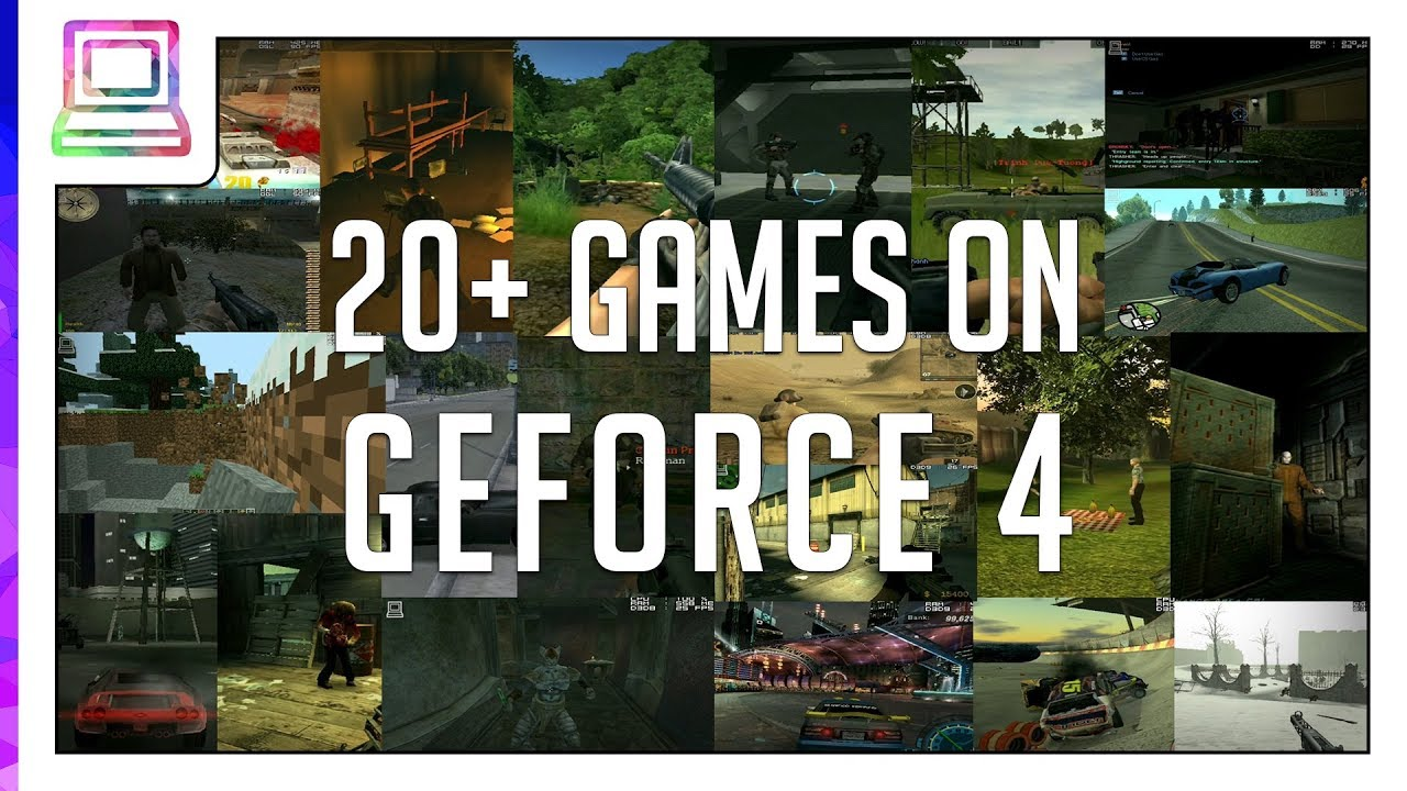 GEFORCE4 MX INTEGRATED DRIVERS UPDATE
