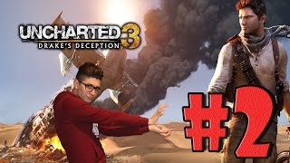 UNCHARTED 3 - FUGA DALLA MORTE #2