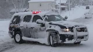 Adams, NY Lake Effect Deep Snows - 1/31/2019