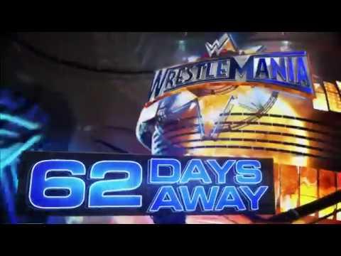 WWE Wrestlemania 33 Official Countdown Promo. #WrestleMania