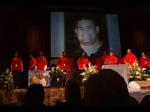 FATUS at unko eki's funeral
