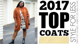 2017 TOP WINTER COATS GUIDE & TRY ON + CYBER MONDAY / BLACK FRIDAY PICKS I PLUS SIZE FASHION Mp3