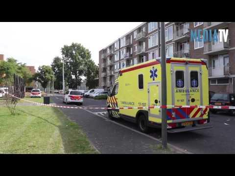 Vrouw gewond bij schietpartij Willem Pijperstraat Schiedam