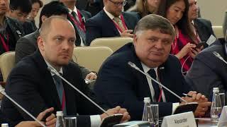 Смотреть видео ВЭФ 2019 Бизнес диалог «Россия – Япония» онлайн