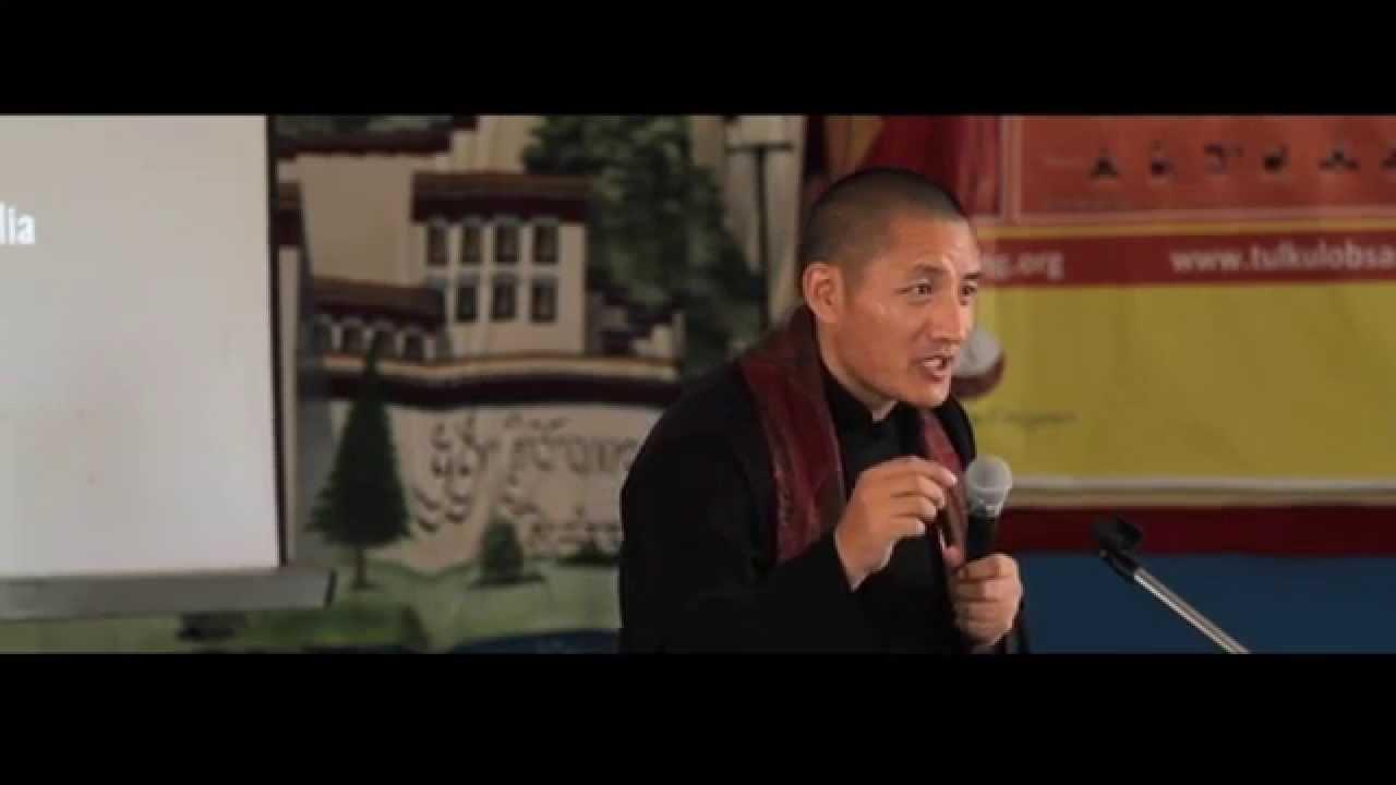 Vidéo de la tournée de Tulku Lobsang en Inde suite à la demande de Sa Sainteté le Dalai Lama