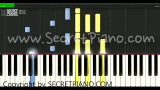 Now And Forever-Richard Marx, the piano finish one in three days!- (secretpiano.com)