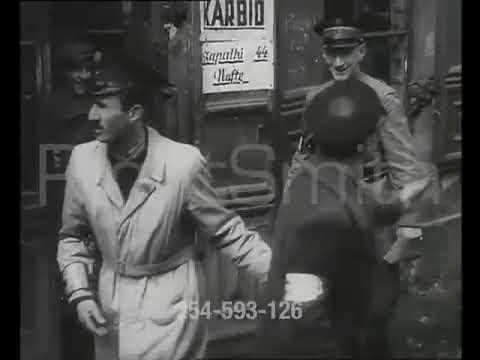 Antysemityzm żydowskiej policji. Film z getta warszawskiego [wideo nr 2]