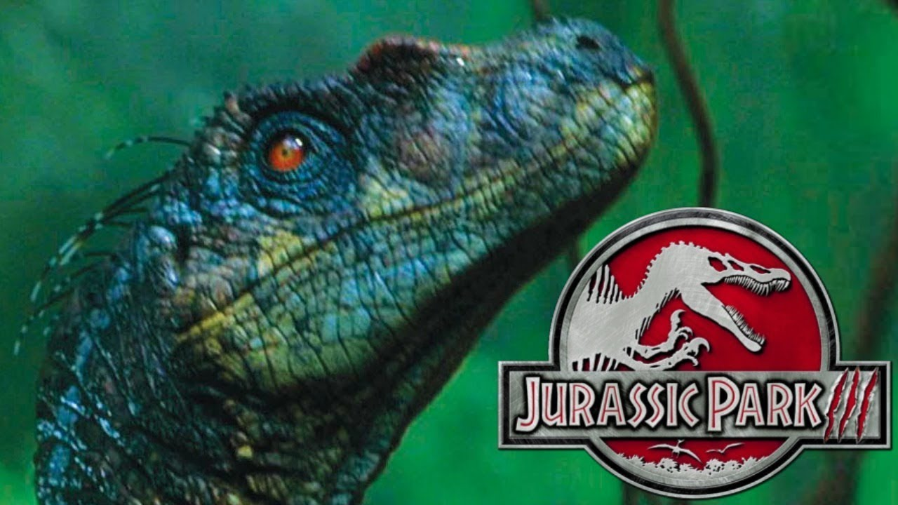 The Mysteries Of The Jurassic Park 3 Velociraptors - YouTube
