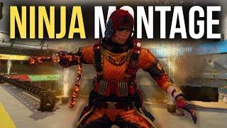 Black Ops 3 : NINJA MONTAGE 9 (Amazing Kills, Funny Moments, Trolling & Ninja Defuses)