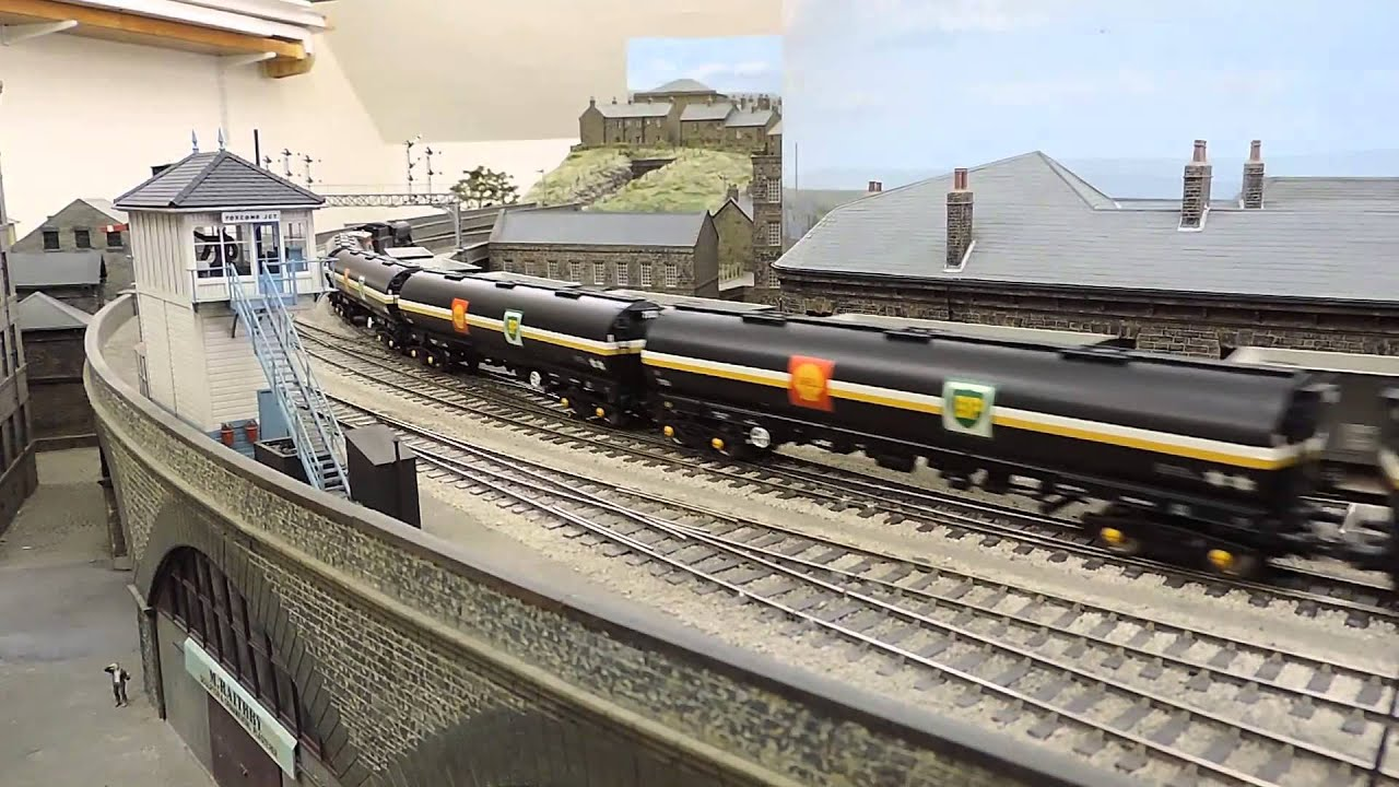 Layouts - Manchester Model Railway Society