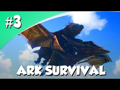 Ark Survival Evolved #3 - MENSEN PRANKEN & VOGEL TAM MAKEN! (Seizoen 2)