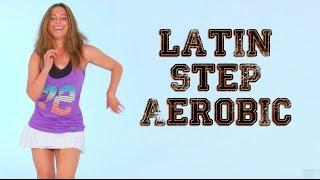 Latin Step Aerobic - Das komplette Training mit Andrea