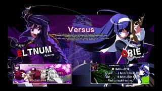 Under Night In-Birth Exe:Late[st] [PS4]: Online Learning Battles (2/19/18, part 2/4)