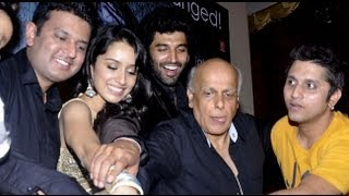 Aashiqui 2 Cast and Crew Unplugged!