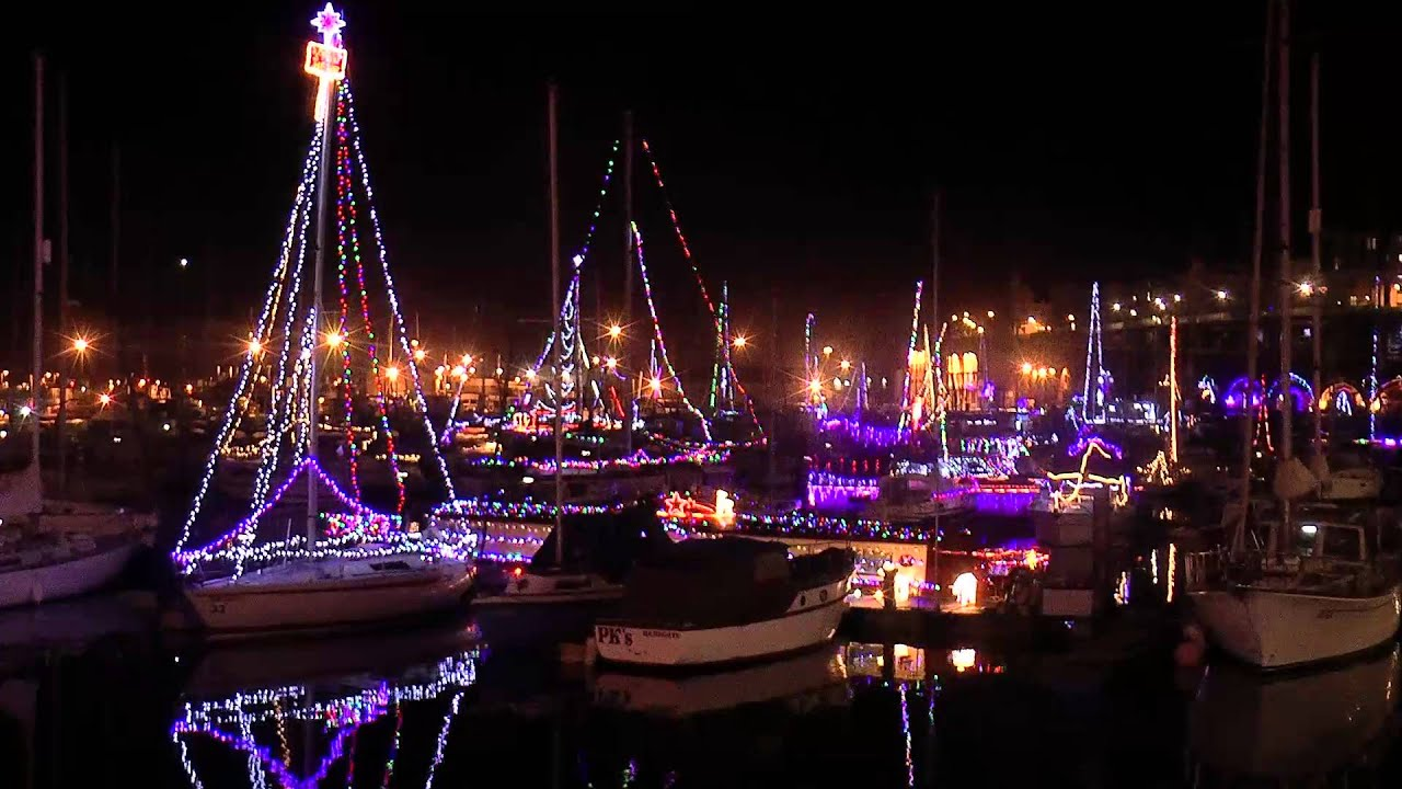 Happy holidays from my Hometown. Ramsgate Harbours ...