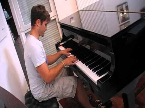 Bob Dylan - Like a Rolling Stone piano