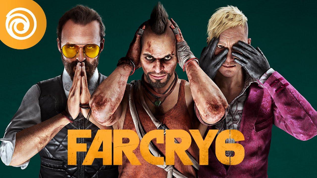 Far Cry 6: Season Pass Trailer | Word de schurk | #UbiForward