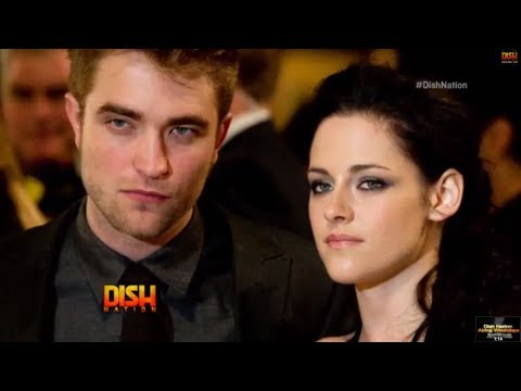 rob pattinson dating who