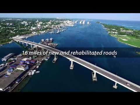 Development with impact: improving lives in The Bahamas