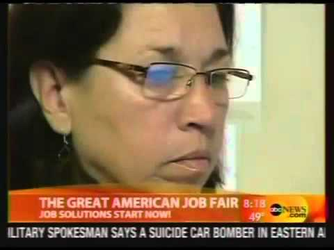 Working Solutions on Good Morning America  - Great American Job Fair with Tory Johnson