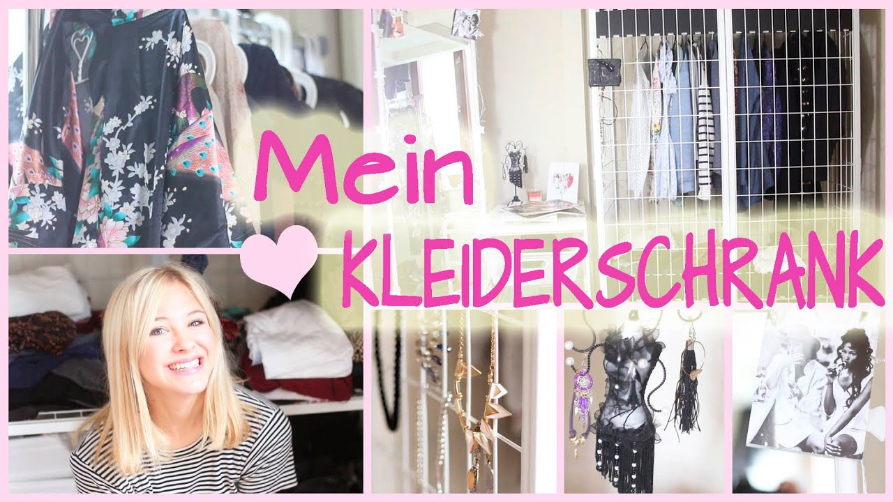 mein begehbarer kleiderschrank i dekoideen und aufbewahrung i wohnungswoche 5 youtube. Black Bedroom Furniture Sets. Home Design Ideas