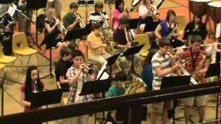 20110517185512.mpg Drew Barth playing trumpet