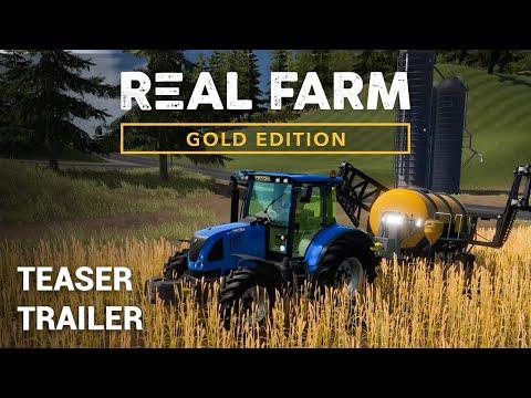 Real Farm Premium Edition выйдет на приставках Xbox Series X   S