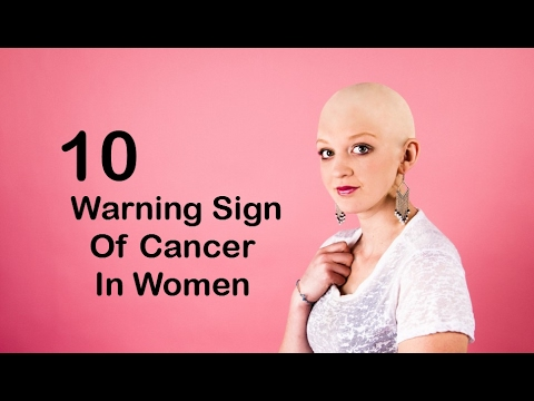 10 Warning Signs of Cervical Cancer You Should Not Ignore For Girls