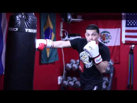 Boxing Tip: Heavy Bag Training Basics