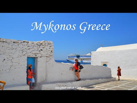 Mykonos Greece Holidays, Greek Island Hopping, Greece Vacations