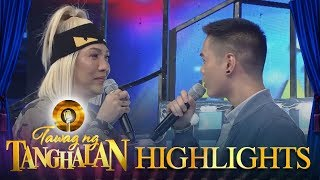 Tawag ng Tanghalan: TNT contender asks Vice a question that made him speechless