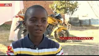 Angola um país rico com 20 milhões de pobres