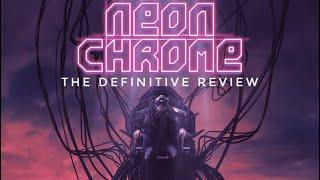 neon Chrome The Definitive Review by Mekel Kasanova