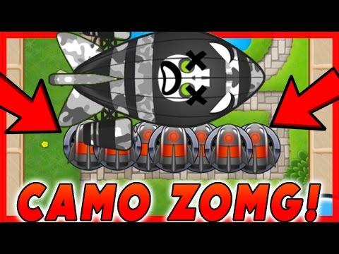 CAMO REGEN ZOMGS!!  Bloons TD Battles Mod / BTD Battles