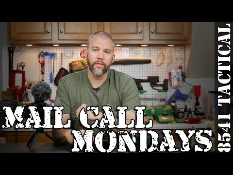 Mail Call Mondays Season 6 #6 - Equipment v. Practice, Oakley Tombstone, Painting, YouTube Revenue