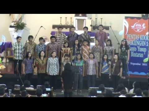 D'Martin Choir - Tuhan Semayam Di Hatiku, Tuhanku Gembalaku, As The Deer