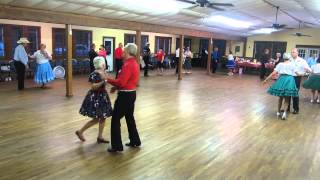 "05 LINDA PROSSER CUES ""LOVE IS A BEAUTIFUL SONG""  ROUND DANCE WALTZ AT SHRINE MONT"