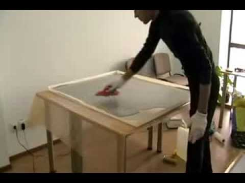 sol epoxy 3d cours 3d avi youtube. Black Bedroom Furniture Sets. Home Design Ideas