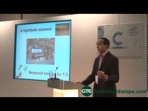 Kingfisher Presentation: Becoming net positive