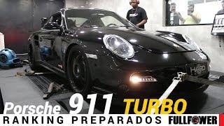 Porsche 997.1, ou apenas um 911 animal, bate um recorde no Ranking Preparados FULLPOWER