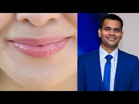 Сухие губы зимой? Один эффективное домашнее средство